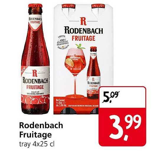 Jan Linders Rodenbach Fruitage