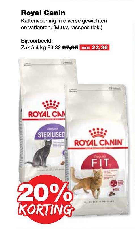 Jumper Royal Canin