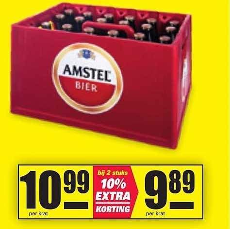 Nettorama Amstel Bier