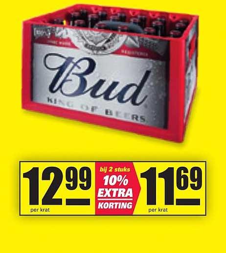 Nettorama Bud King Of Beers