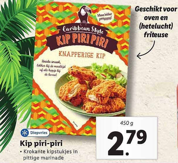 Lidl Caribbean Style Kip Piri-Piri