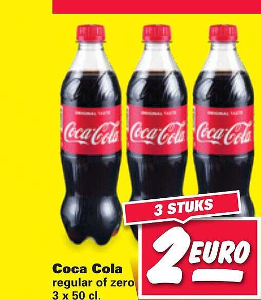 Nettorama Coca Cola Regular Of Zero