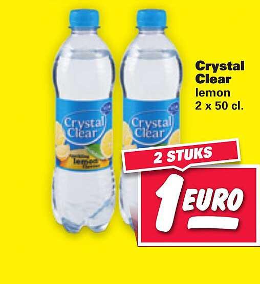 Nettorama Crystal Clear Lemon