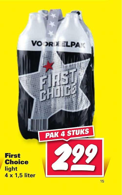 Nettorama First Choice Light
