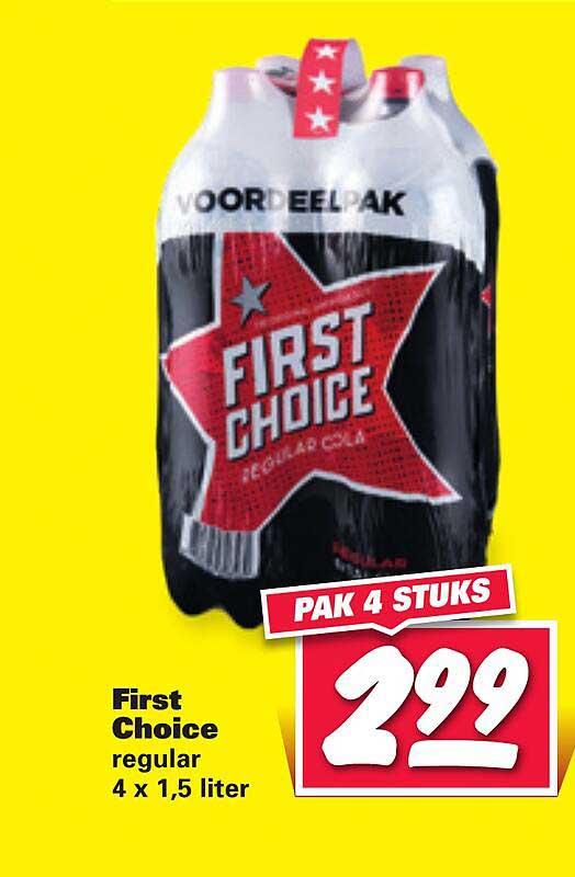 Nettorama First Choice Regular