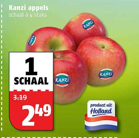 Poiesz Kanzi Appels