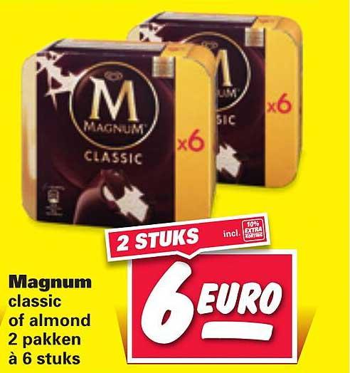 Nettorama Magnum Classic Of Almond