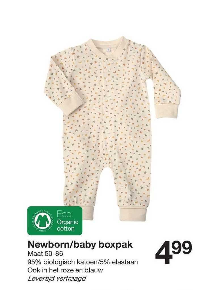 Zeeman Newborn-Baby Boxpak