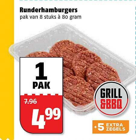 Poiesz Runderhamburgers