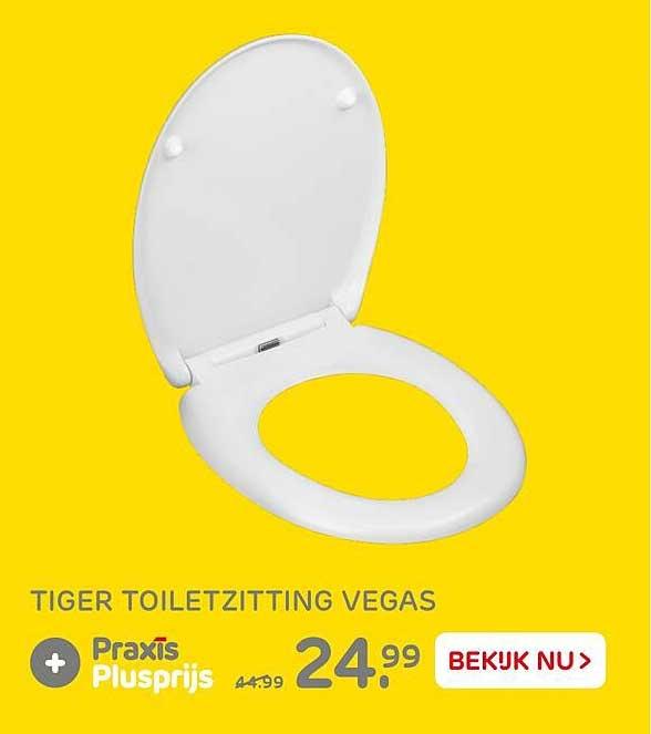 Praxis Tiger Toiletzitting Vegas
