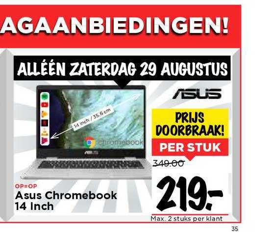 Vomar Asus Chromebook 14 Inch