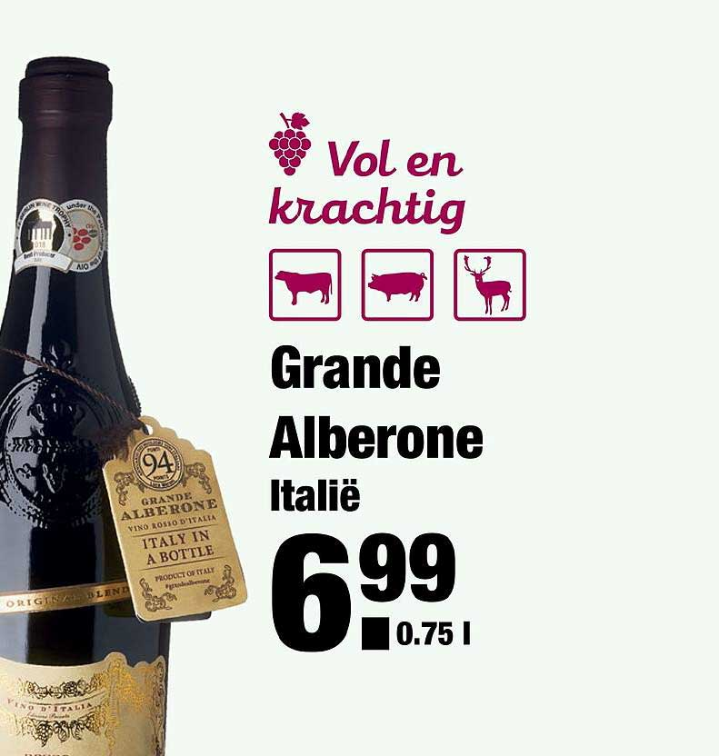 ALDI Grande Alberone Italie
