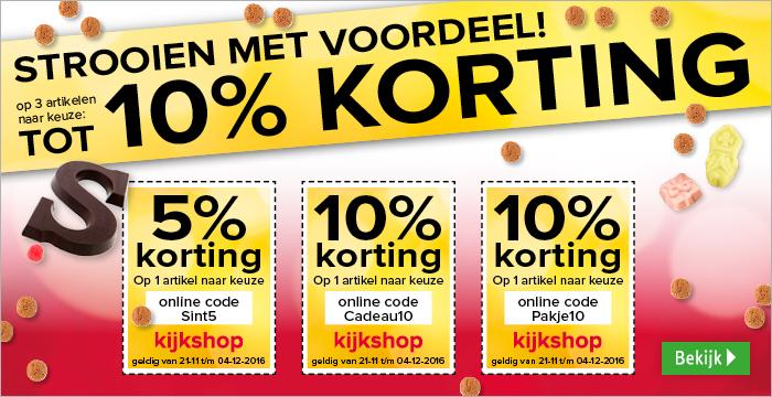 Kijkshop 5% Kortingscode & 10% Kortingscode