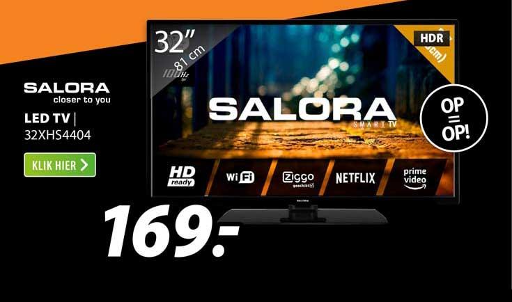 Expert Salora Led TV   32XHS4404