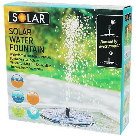 Action Solar Fontein