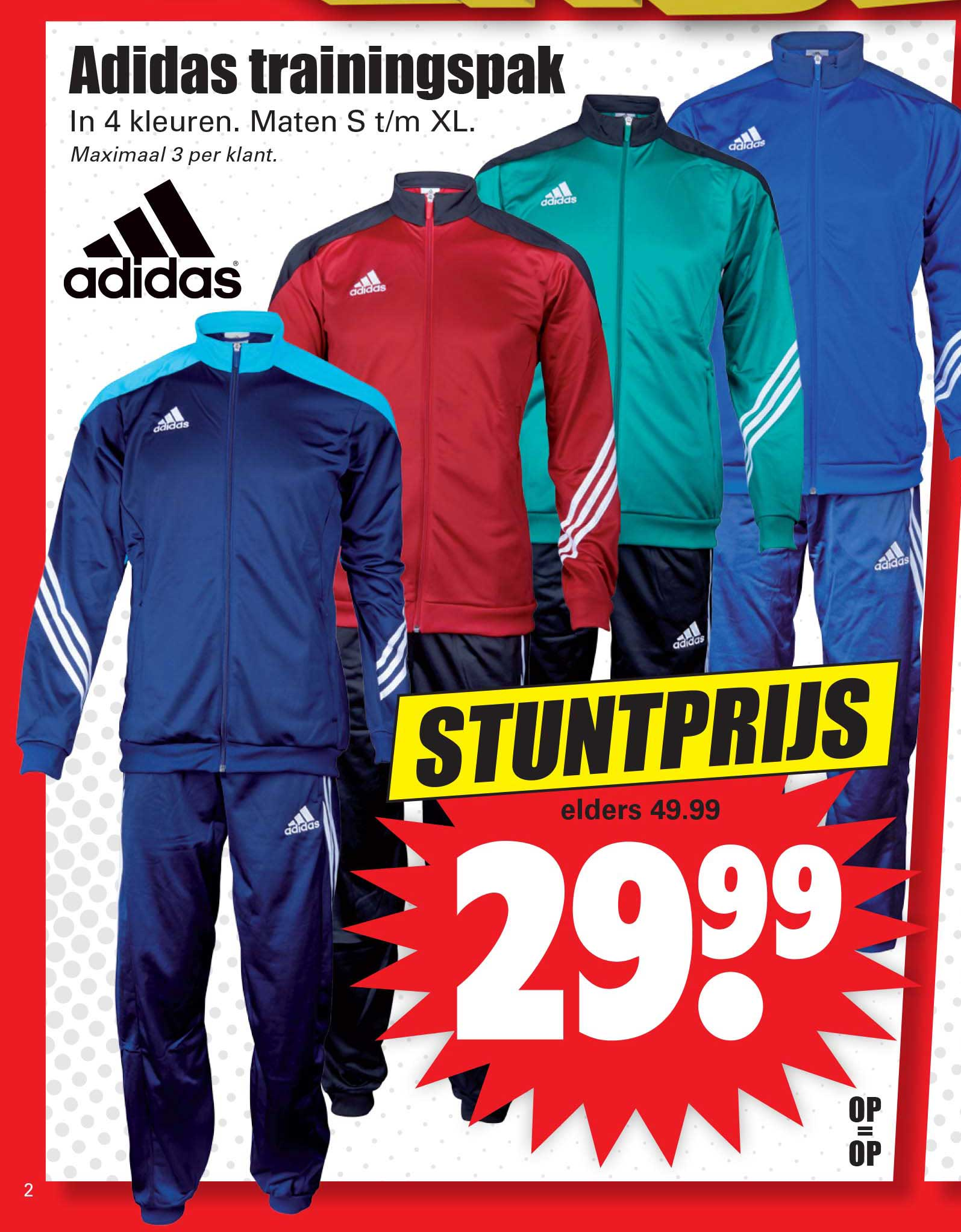 Limited Time Deals New Deals Everyday Adidas Trainingspak Kind Aanbieding Off 79 Buy