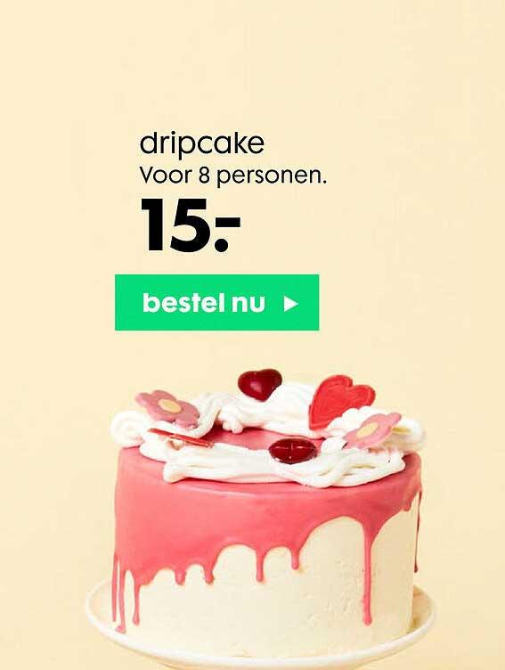 HEMA Dripcake