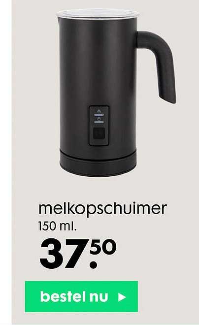 HEMA Melkopschuimer