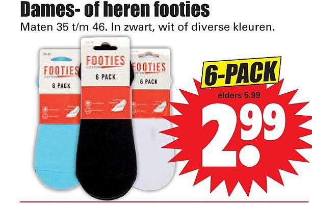 Dirk Dames- Of Heren Footies