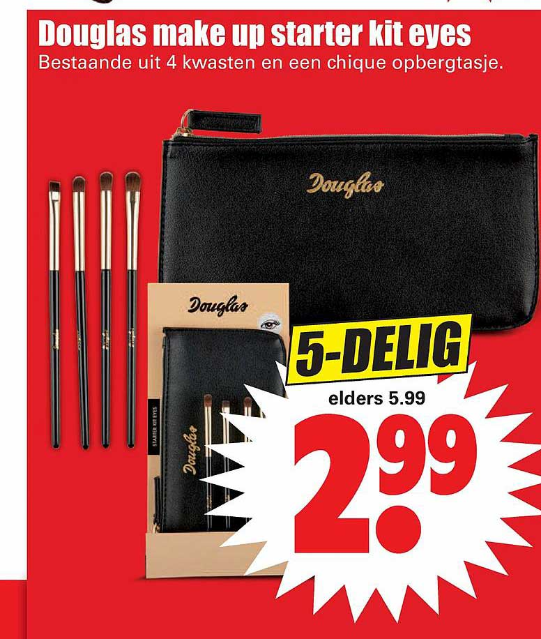 Dirk Douglas Make Up Starter Kit Eyes