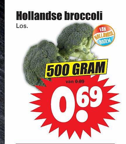 Dirk Hollandse Broccoli