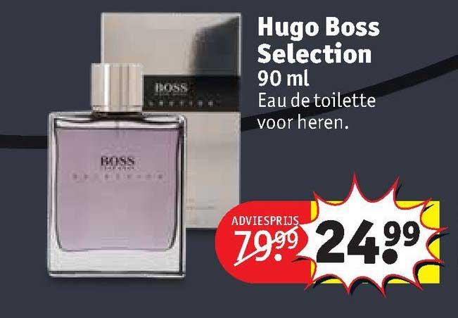 Kruidvat Hugo Boss Selection 90 Ml Eau De Toilette