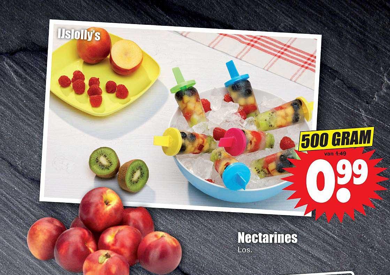 Dirk Ijslolly's Of Nectarines