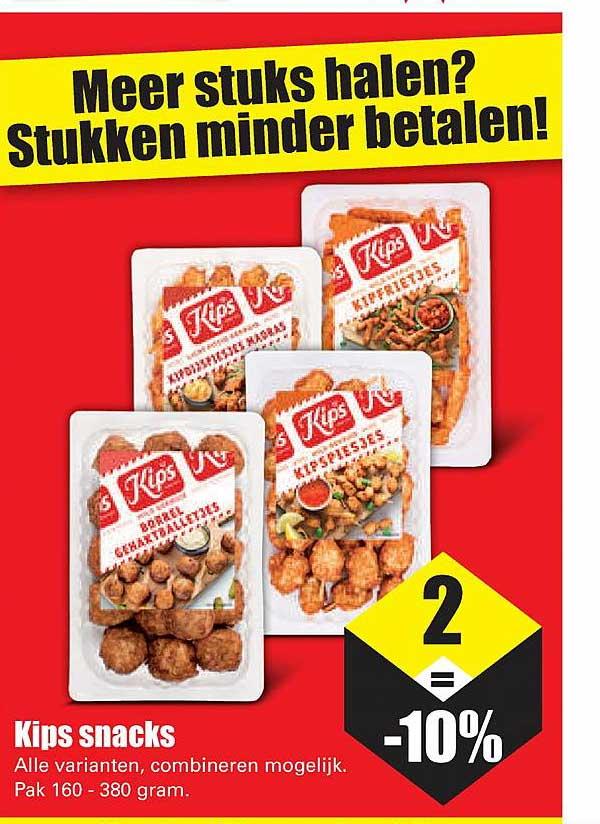 Dirk Kips Snacks