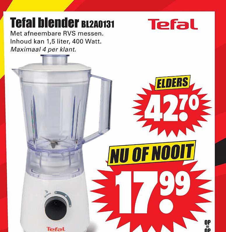 Dirk Tefal Blender BL2A0131