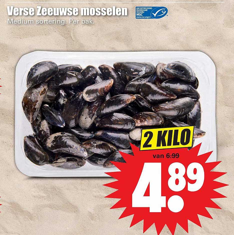 Dirk Verse Zeeuwse Mosselen