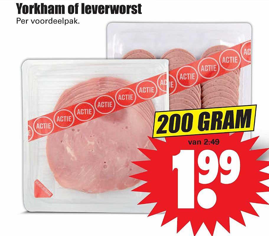 Dirk Yorkham Of Leverworst