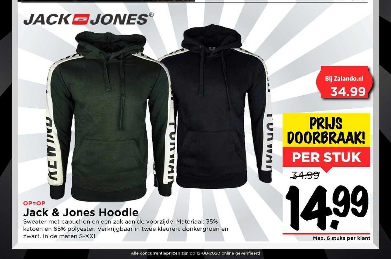 Vomar Jack & Jones Hoodie