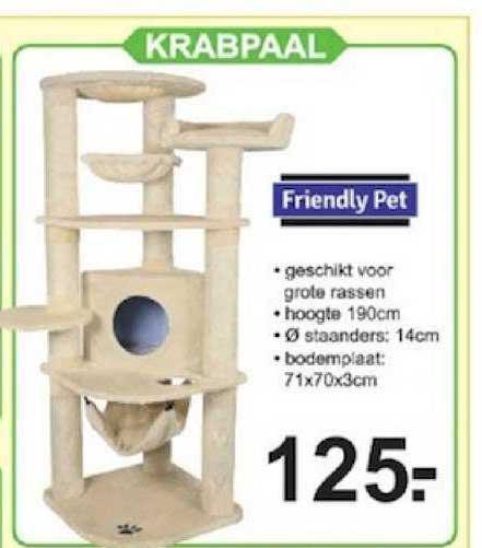 Van Cranenbroek Krabpaal