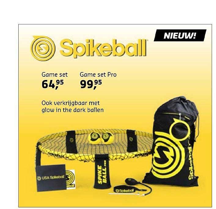 De Wit Schijndel Spikeball Game Set Of Game Set Pro