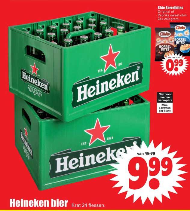 Dirk Heineken Bier