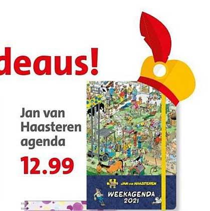 Bruna Jan Van Haasteren Agenda