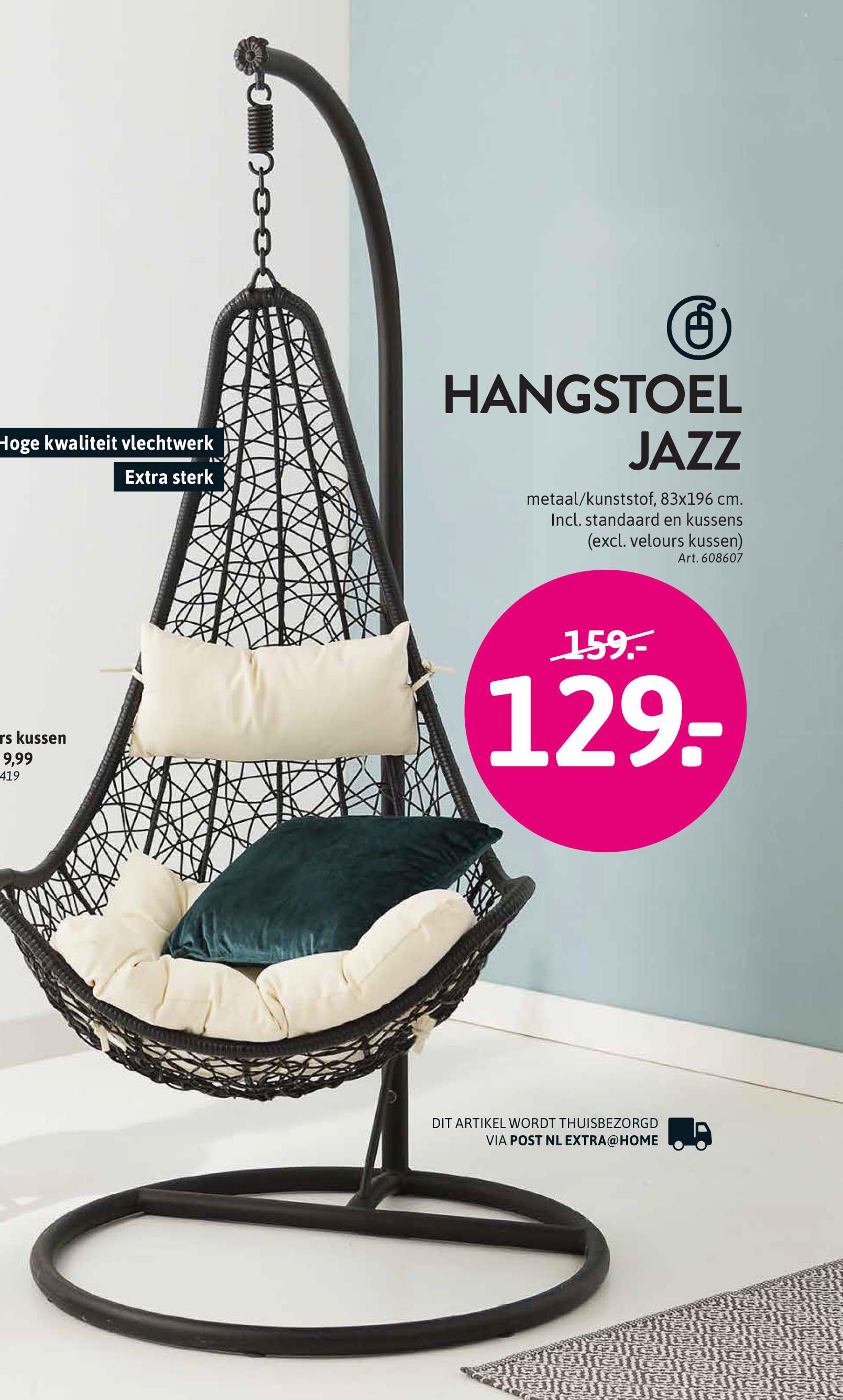 Xenos Hangstoel Jazz
