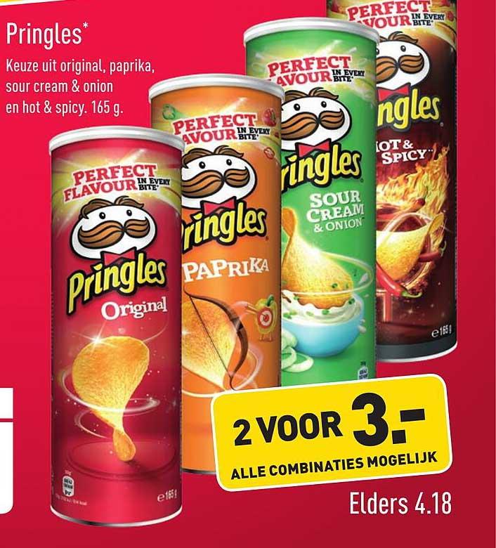 ALDI Pringles