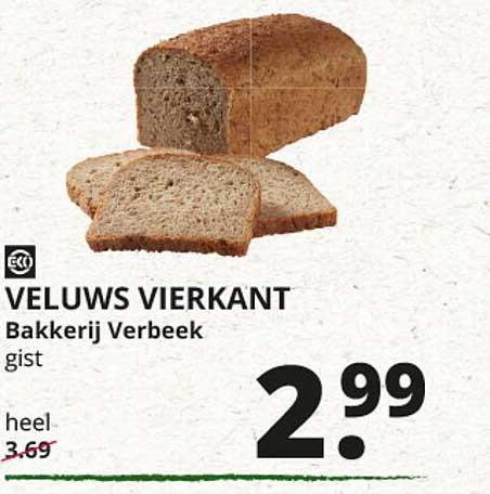 Natuurwinkel Veluws Vierkant Bakkerij Verbeek