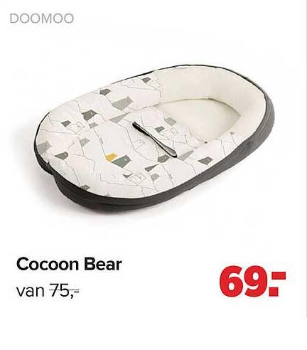 Baby-Dump Cocoon Bear