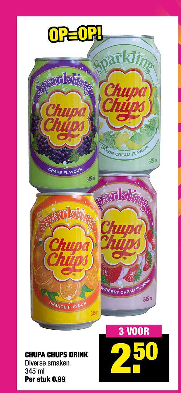 Big Bazar Chupa Chups Drink