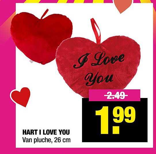 Big Bazar Hart I Love You