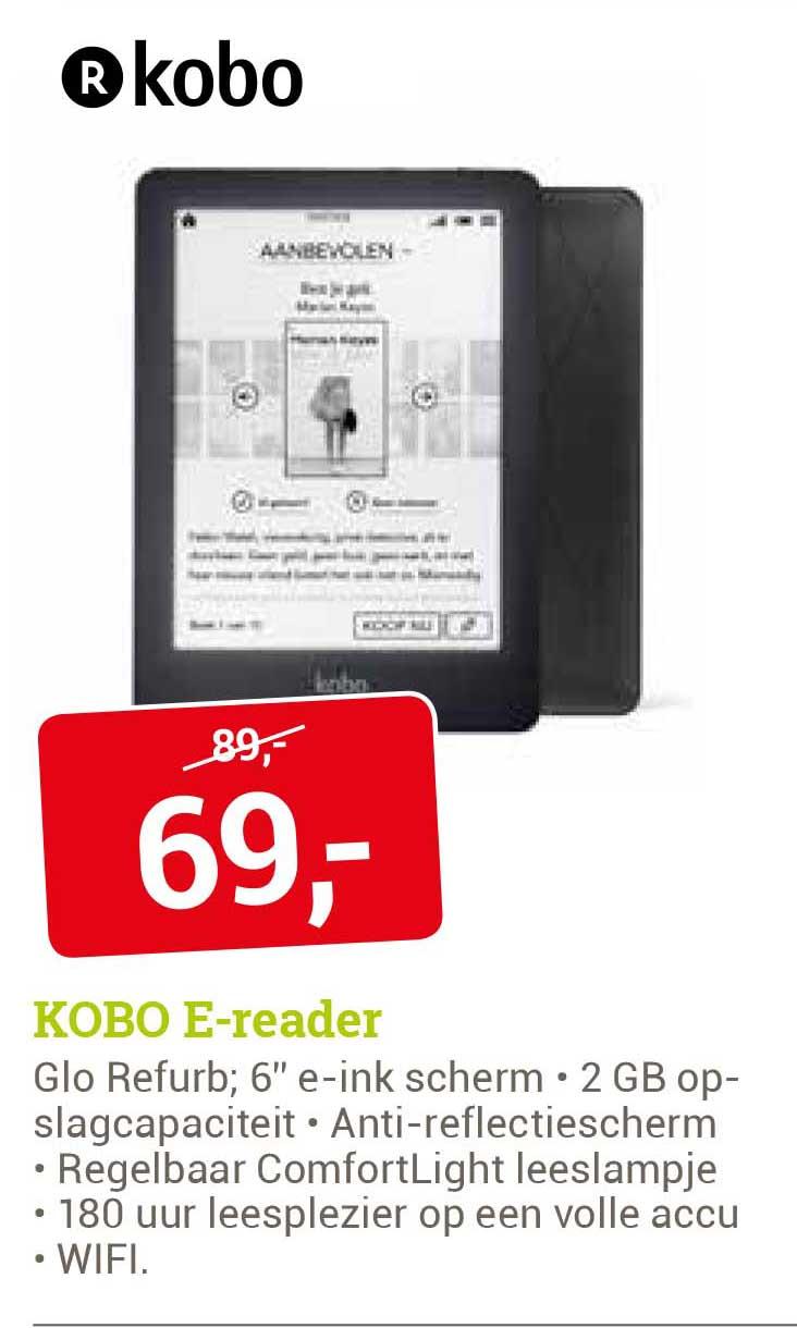 BCC KOBO E-reader
