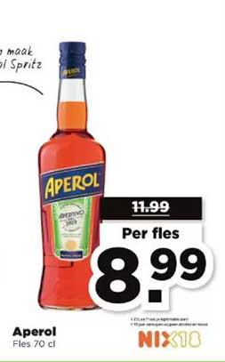 PLUS Aperol