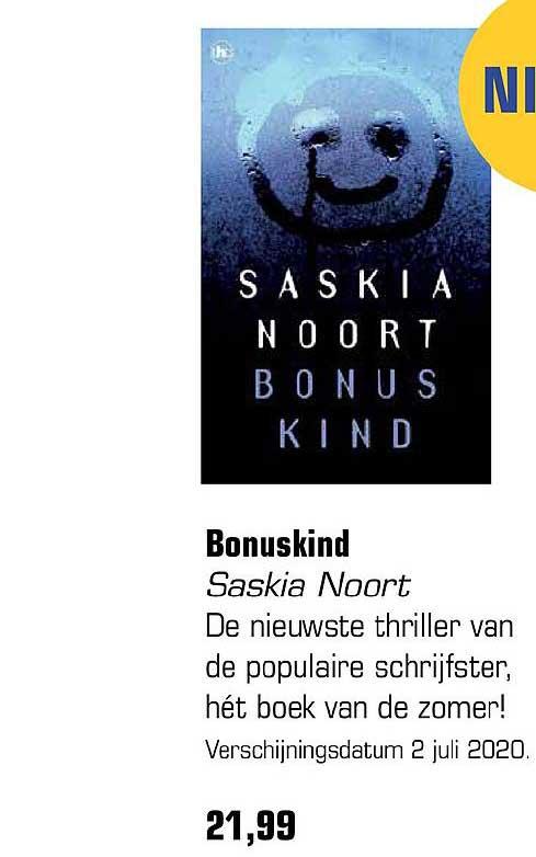 Primera Bonuskind Saskia Noort