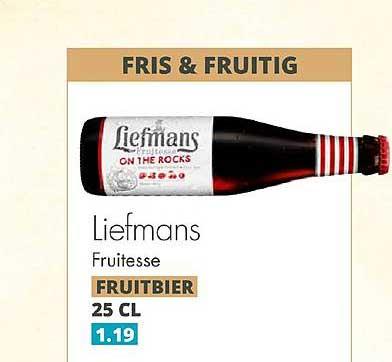 Mitra Liefmans Fruitesse