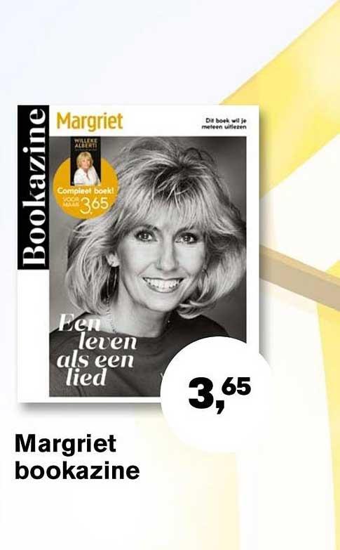 AKO Margriet Bookazine