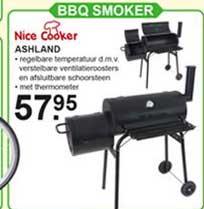 Van Cranenbroek Nice Cooker BBQ Smoker