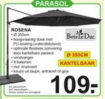 Van Cranenbroek Parasol Rosena