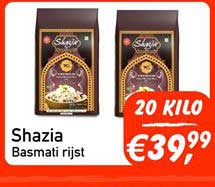 Tanger Markt Shazia Basmati Rijst